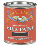 Dark Chocolate Milk Paint