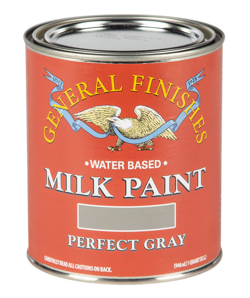 Perfect Gray Milk Paint