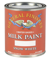 Snow White Milk Paint