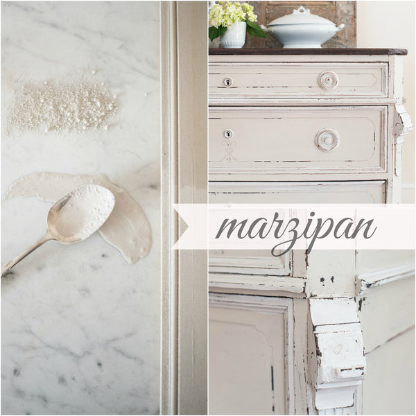 Marzipan Milk Paint