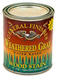 Weathered Gray Wood Stain