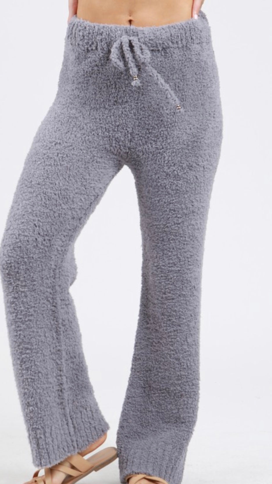 Fleece Lounge Pants (grey)