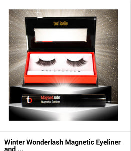 Wonderlash Magnetic Lashes and Eyeliner