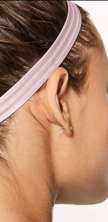 Stay on Free Skinny Headband (pink)
