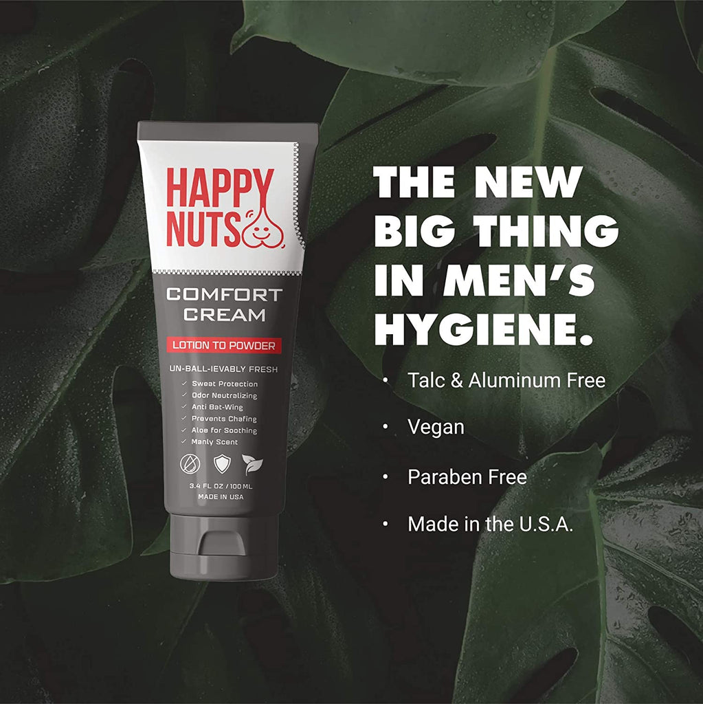 Happy Nuts Comfort Cream