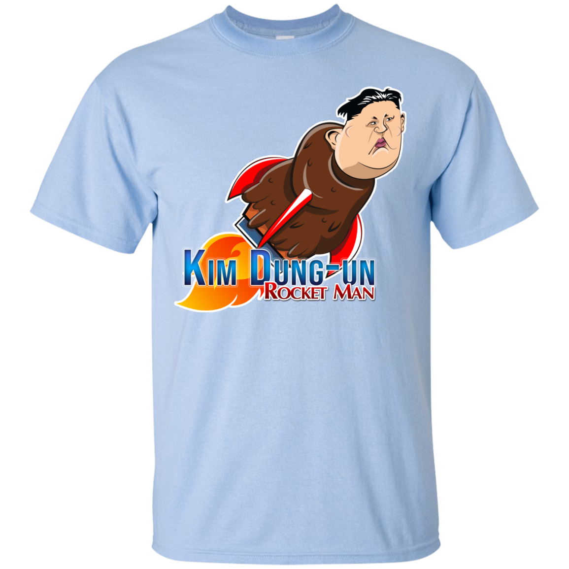 Kim Dung-Un Rocket Man