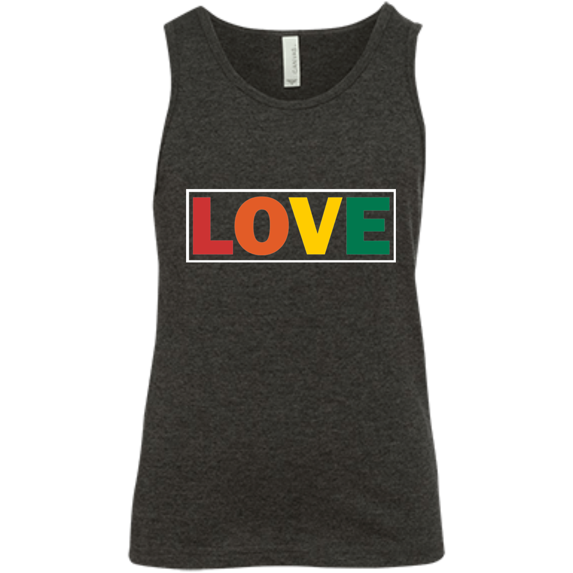 LOVE YOUTH JERSEY TANK