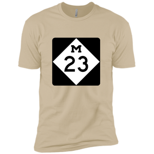 Michigan M-23 Premium Short Sleeve T-Shirt
