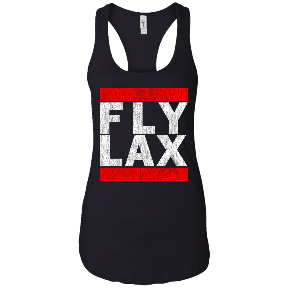WOMEN'S FLY LAX WHITE VINTAGE PRINT SHIRTS