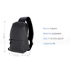 Chest Pack Smart Minimalist Urban Backpack Small Shoulder Sling Messenger Bag