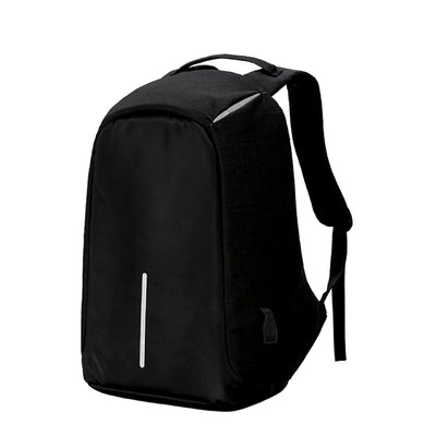 Anti-Theft Backpack Black