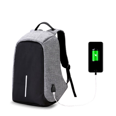 Anti-Theft Backpack Charging