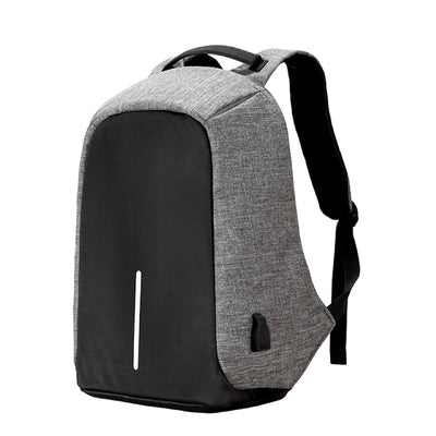 Anti-Theft Backpack Grey