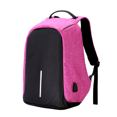 Anti-Theft Backpack Purple