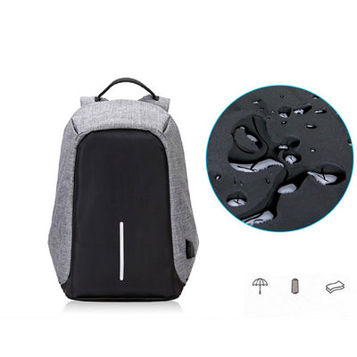 Anti-Theft Backpack Water Proof