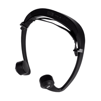 Bone Conduction Bluetooth Headphone Black