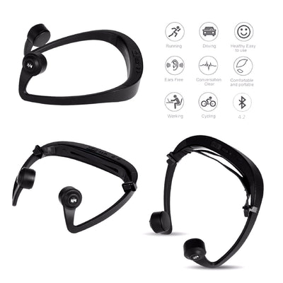 Bone Conduction Bluetooth Headphone Features