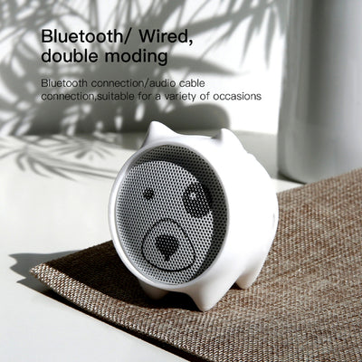 Dogz Portable Bluetooth Wireless Speaker Bluetooth Connection
