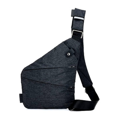 Multi-Purpose Crossbody Shoulder Messenger Bag Right Shoulder