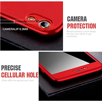 iPhone Capa Cover Features