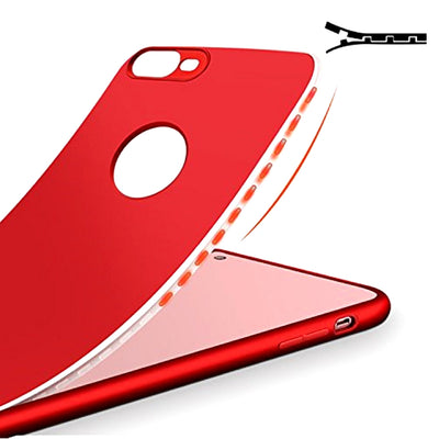iPhone Capa Cover Red