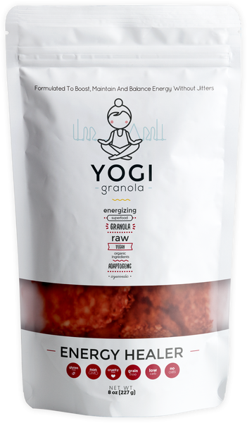 Energy Healer Superfood Yogi Granola