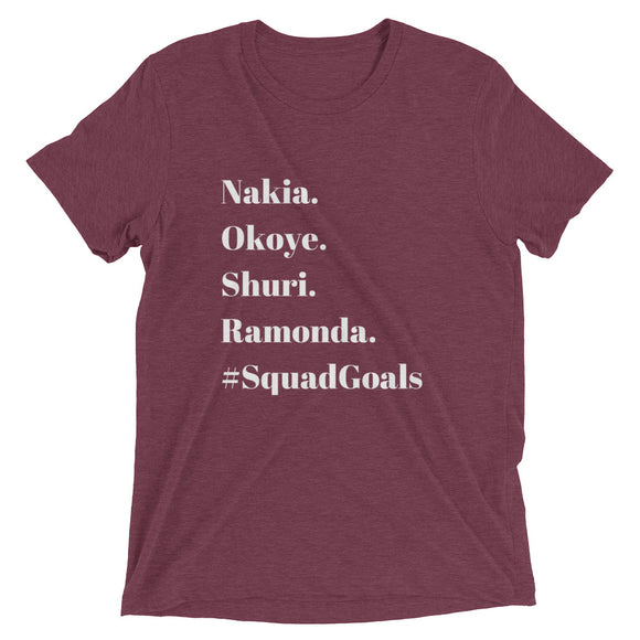 Women of Wakanda #SquadGoals Tee
