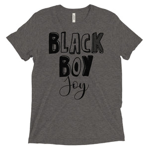 Black Boy Joy Men's Unisex Fit Tee