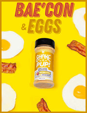 """Bae'con & Eggs""<br>Dog Food Seasoning"