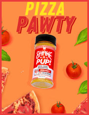 """Pizza Pawty""<br>Dog Food Seasoning"