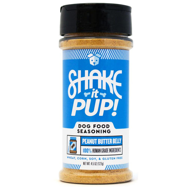 All Natural Peanut Butter Treat Seasoning for Dogs