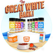 The Great White Bark!