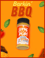 """Barkin' BBQ""<br>Dog Food Seasoning"