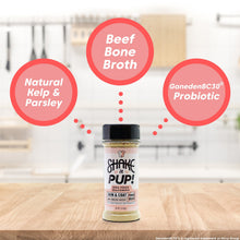 Shake it Pup! Dog Food Seasoning - Skin & Coat Support (3.0 oz) - Wholesale