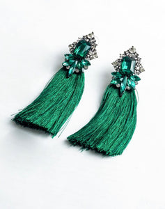 Greta Tassle Earrings