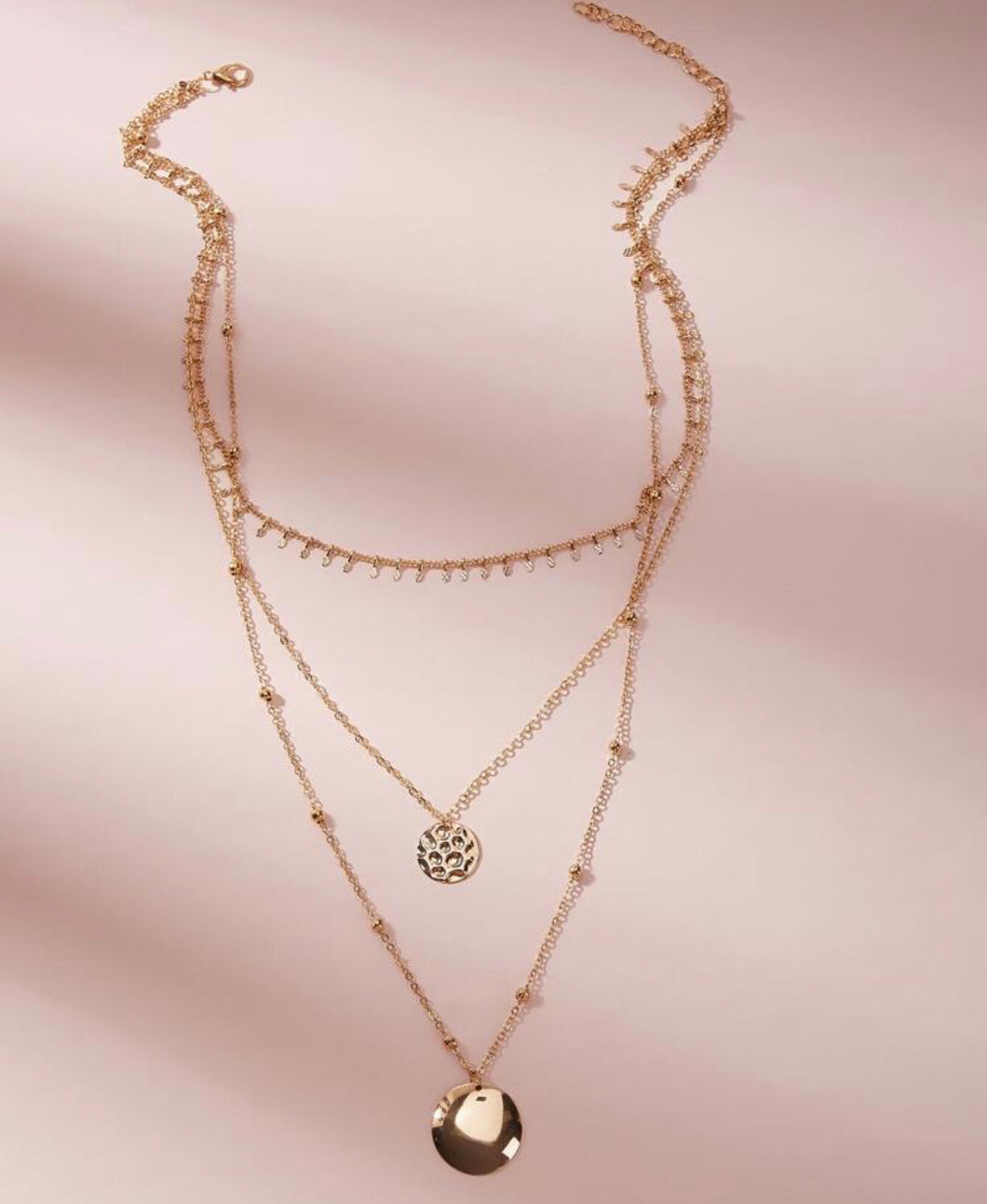 Max Layered Necklace