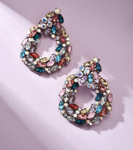 Desi Jeweled Earrings