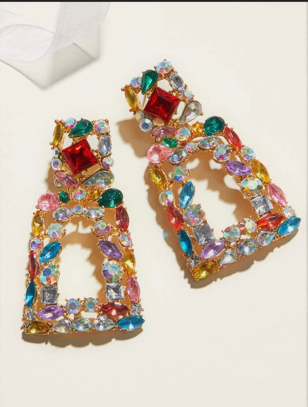 JuJu Jeweled Earrings
