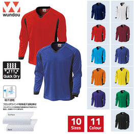 Basic Long Sleeve Football Jersey