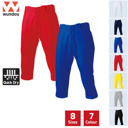 P2780 - Short-Length Baseball Trousers