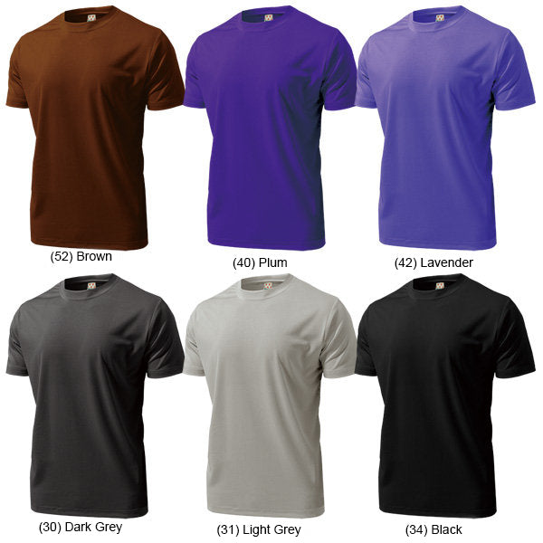 (Adult Size) P330 - Dry Light Roundneck Tshirt