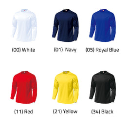 P350 - Dry Light Long Sleeve T-Shirt