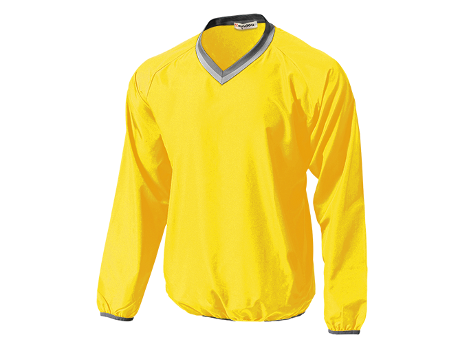 P1280 - V-Neck Wind Shirt