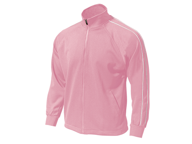 Track Top with Piping