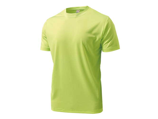 (Kids Sizes) Fluorescent Colour - Dry Light Roundneck Tshirt