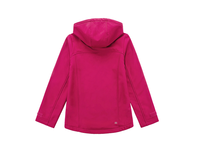 Women's Outdoor Softshell Fleece Jacket