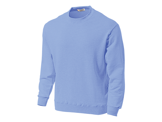 Super Heavy Cotton Pullover Sweatshirt