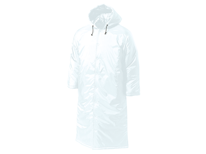 P6990 - Baselayer Long Bench Coat