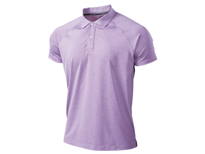 Fitness Stretch Polo Shirt
