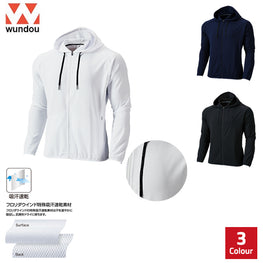 (Men)P3210 - Fitness Hoodies